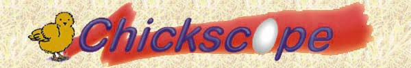 Logo for Chickscope